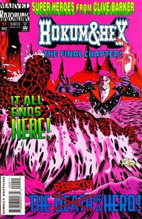 Cover Thumbnail for Hokum & Hex (Marvel, 1993 series) #9