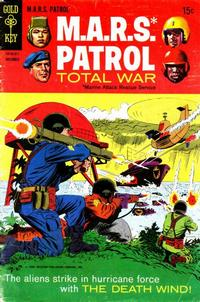 Cover Thumbnail for M.A.R.S. Patrol Total War (Western, 1966 series) #7