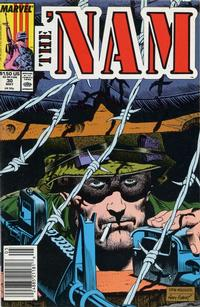 Cover Thumbnail for The 'Nam (Marvel, 1986 series) #30