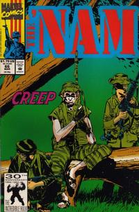 Cover Thumbnail for The 'Nam (Marvel, 1986 series) #66