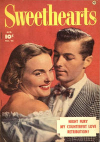 Cover Thumbnail for Sweethearts (Fawcett, 1948 series) #98