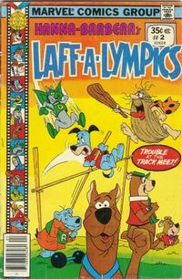 Cover Thumbnail for Laff-A-Lympics (Marvel, 1978 series) #2