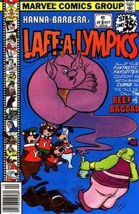 Cover Thumbnail for Laff-A-Lympics (Marvel, 1978 series) #8