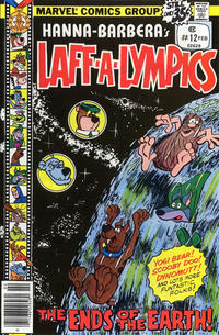 Cover Thumbnail for Laff-A-Lympics (Marvel, 1978 series) #12