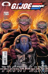Cover for G.I. Joe: Frontline (2002 series) #16