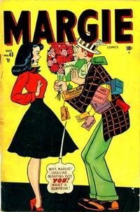 Cover Thumbnail for Margie Comics (Marvel, 1946 series) #43