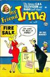 Cover for My Friend Irma (Marvel, 1950 series) #27