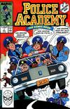 Cover for Police Academy (Marvel, 1989 series) #1