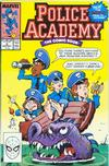 Cover for Police Academy (Marvel, 1989 series) #2