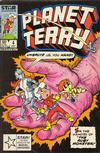 Cover for Planet Terry (Marvel, 1985 series) #4 [Direct Edition]