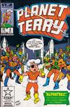 Cover for Planet Terry (Marvel, 1985 series) #8 [Direct Edition]