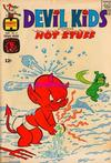 Cover for Devil Kids Starring Hot Stuff (Harvey, 1962 series) #11