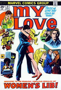 Cover Thumbnail for My Love (Marvel, 1969 series) #31