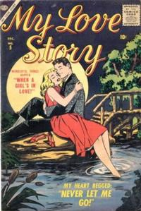 Cover Thumbnail for My Love Story (Marvel, 1956 series) #5