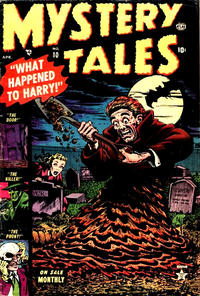 Cover Thumbnail for Mystery Tales (Marvel, 1952 series) #10