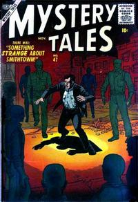 Cover Thumbnail for Mystery Tales (Marvel, 1952 series) #47