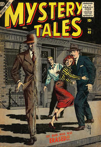 Cover Thumbnail for Mystery Tales (Marvel, 1952 series) #48