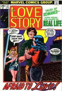 Cover Thumbnail for Our Love Story (Marvel, 1969 series) #31