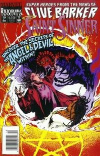 Cover Thumbnail for Saint Sinner (Marvel, 1993 series) #3