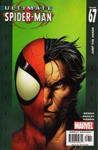 Cover Thumbnail for Ultimate Spider-Man (Marvel, 2000 series) #67
