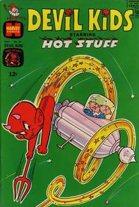 Cover for Devil Kids Starring Hot Stuff (1962 series) #30