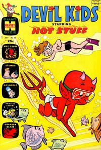 Cover for Devil Kids Starring Hot Stuff (Harvey, 1962 series) #45