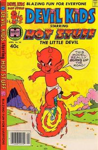 Cover for Devil Kids Starring Hot Stuff (Harvey, 1962 series) #98