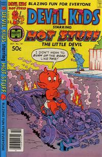 Cover Thumbnail for Devil Kids Starring Hot Stuff (Harvey, 1962 series) #101