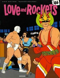 Cover Thumbnail for Love and Rockets (Fantagraphics, 1982 series) #46