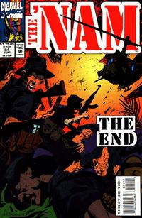 Cover Thumbnail for The 'Nam (Marvel, 1986 series) #84