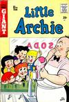 Cover for Little Archie Giant Comics (Archie, 1957 series) #11