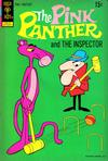 Cover for The Pink Panther (Western, 1971 series) #8 [Gold Key]