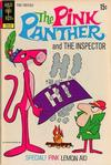 Cover for The Pink Panther (Western, 1971 series) #10