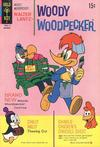 Cover for Walter Lantz Woody Woodpecker (Western, 1962 series) #120 [Gold Key]