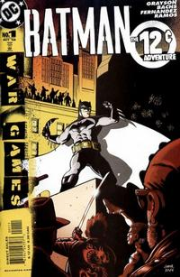 Cover Thumbnail for Batman: The 12 Cent Adventure (DC, 2004 series) #1