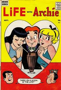 Cover Thumbnail for Life with Archie (Archie, 1958 series) #2