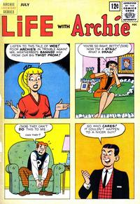 Cover for Life with Archie (1958 series) #15