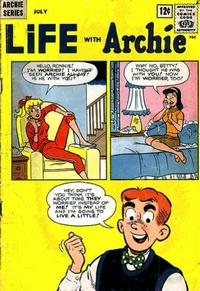 Cover Thumbnail for Life with Archie (Archie, 1958 series) #21