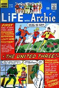 Cover Thumbnail for Life with Archie (Archie, 1958 series) #50