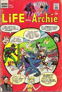 Cover for Life with Archie (1958 series) #55