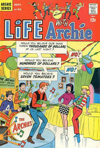 Cover Thumbnail for Life with Archie (Archie, 1958 series) #65