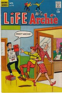 Cover Thumbnail for Life with Archie (Archie, 1958 series) #72