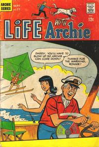 Cover Thumbnail for Life with Archie (Archie, 1958 series) #77