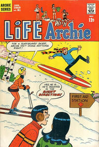 Cover Thumbnail for Life with Archie (Archie, 1958 series) #81