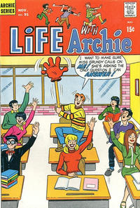 Cover Thumbnail for Life with Archie (Archie, 1958 series) #91