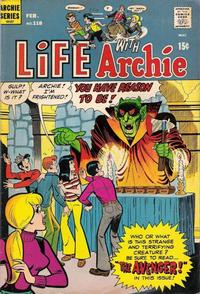 Cover for Life with Archie (1958 series) #118
