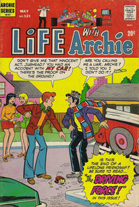 Cover Thumbnail for Life with Archie (Archie, 1958 series) #121