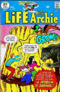 Cover Thumbnail for Life with Archie (Archie, 1958 series) #143