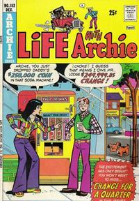 Cover Thumbnail for Life with Archie (Archie, 1958 series) #152