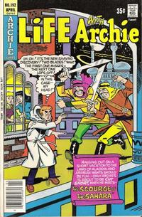 Cover Thumbnail for Life with Archie (Archie, 1958 series) #192